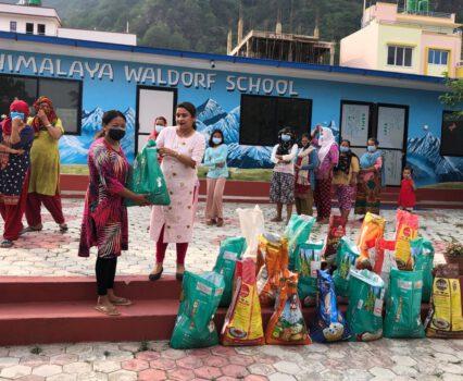 Himalaya Waldorf school distributiepunt